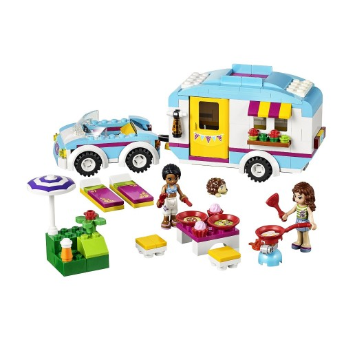 LEGO 41034 Summer Caravan and Car,