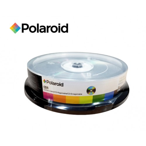 CD-R 700MB POLAROID 10TMX