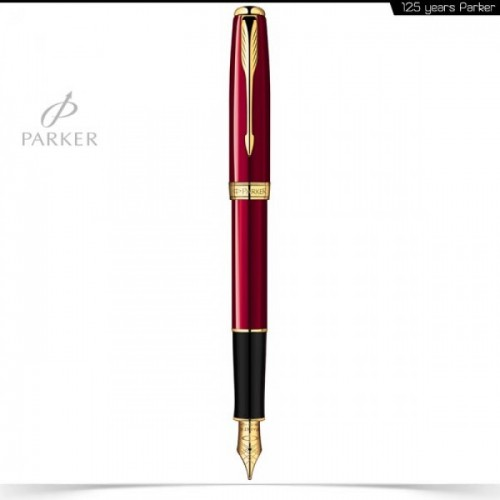 Πένα Parker SONNET LAQUE RUBY RED GT