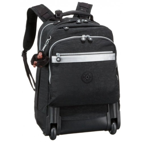 KIPLING NEW RUNNER L TROLLEY BLACK