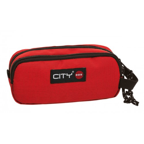 CITY-ZIPPY TRUE RED