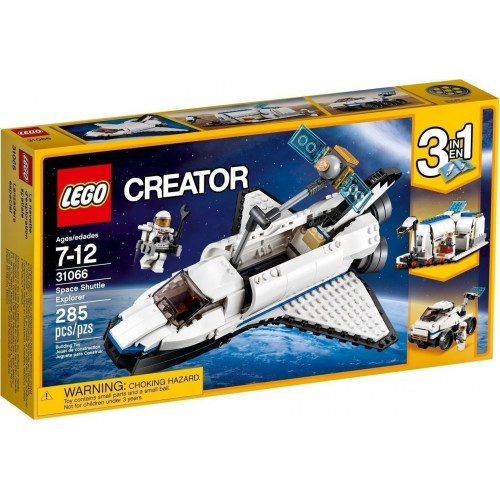 Lego Creator: Creator Space Shuttle Explorer 31066