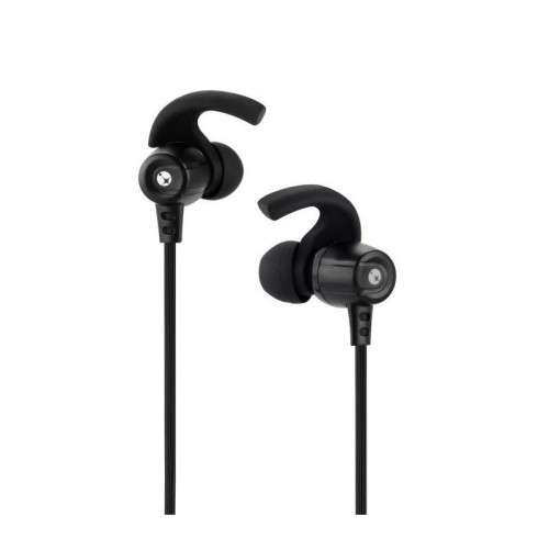 Earphone iXchange Sporty Black Bluetooth UA-37